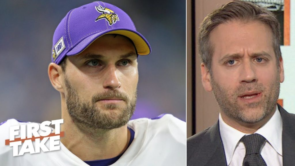 Kirk Cousins proved he can't get it done when it matters most – Max Kellerman | First Take