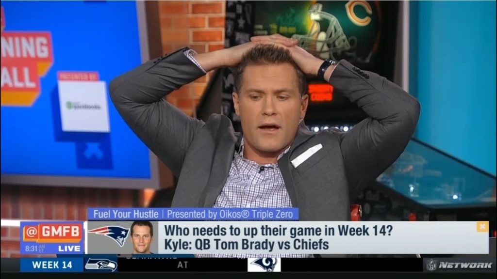 Brady vs Chiefs, Mosters vs Saints, McVay vs Seahawks: Who needs to up their game in Week 14? – GMFB