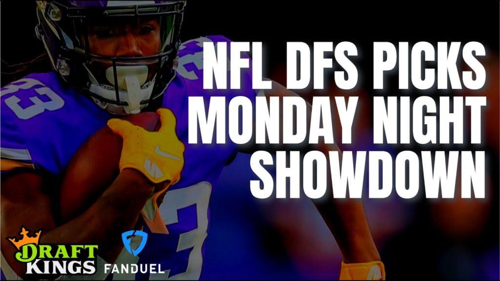 NFL DFS Picks Vikings & Seahawks Monday Night Showdown Slate: Lineup Advice for FanDuel & DraftKings