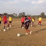 Football Tutorials | With Adil | Grid Warm Up Exercises | Head Up Practice | Control Ball Practice