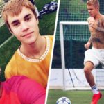 When Justin Bieber invited Neymar to play football in his garden | Oh My Goal