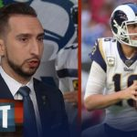 Nick Wright doesn't think Rams will make playoffs even after Seahawks win   NFL   FIRST THINGS FIRST