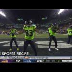 David Moore 60 yard touchdown – Seahawks Touchdown Dance Celebration – Seahawks vs Vikings