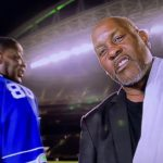 Seahawks Intro with Gary Payton and Shawn Kemp wearing Largent Jersey – Seattle Supersonics(2019)