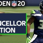 Madden 20 SS Kam Chancellor Seattle Seahawks Creation PS4   Xbox 1   PC