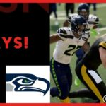EP.006   Pittsburgh Steelers vs Seattle Seahawks – RB Franchise Mode   QSN