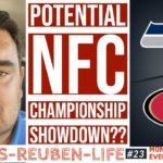 San Francisco 49ERS VS Seattle Seahawks! NFC CHAMPIONSHIP SHOW-DOWN???