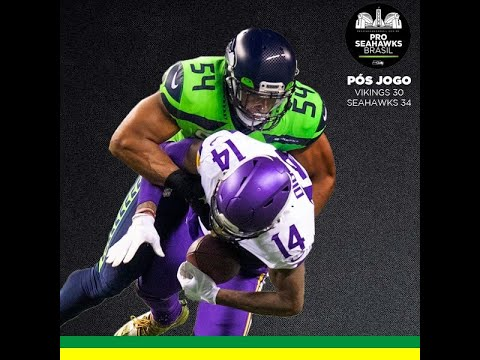 Pro Seahawks Brasil – Analisando Seattle vs Vikings