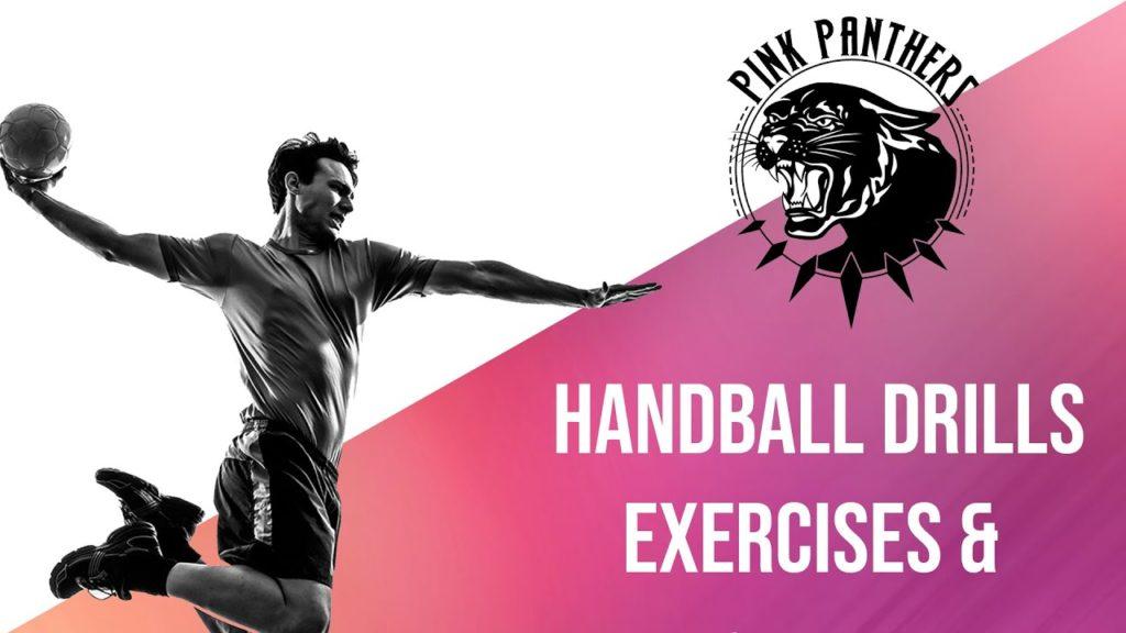 PINK PANTHERS HANDBALL EXERCISES & DRILLS