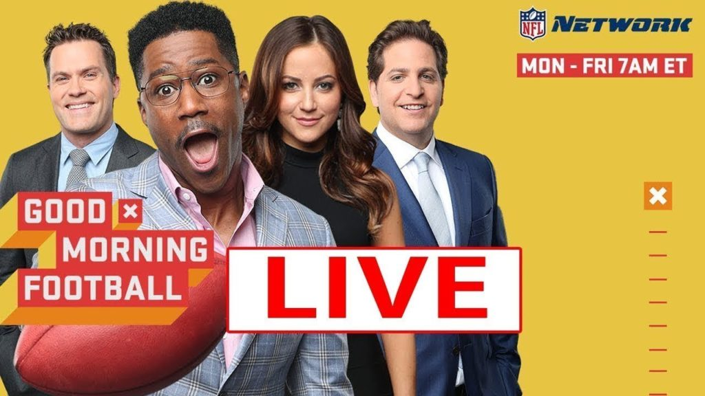 Good Morning Football 12/13/2019 LIVE HD | NFL Total Access LIVE | GMFB LIVE on NFL Network
