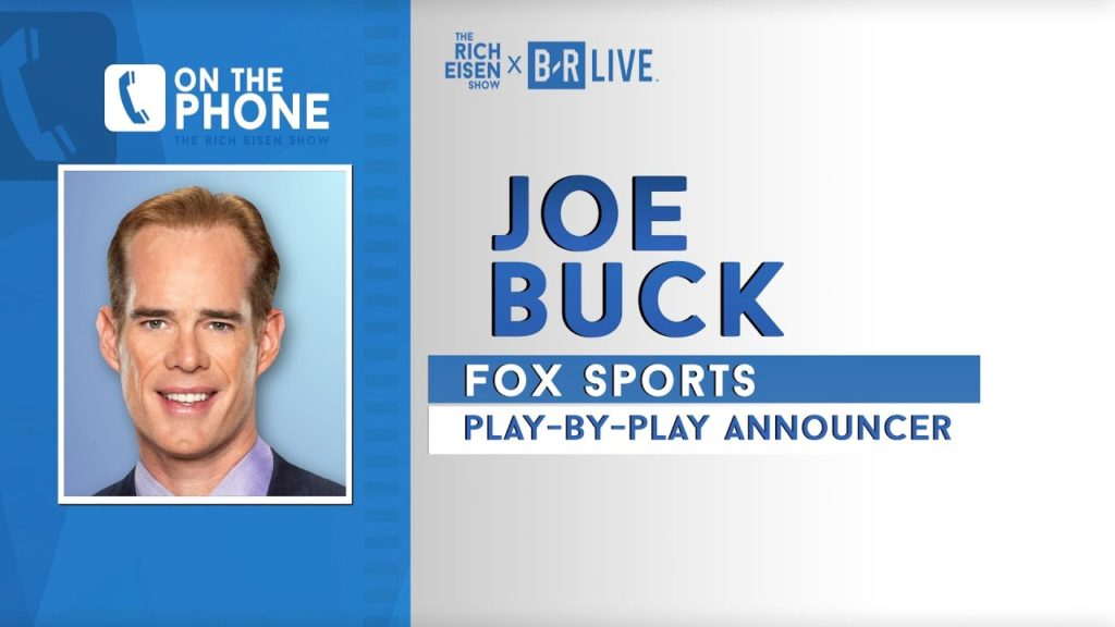 FOX Sports' Joe Buck Talks Packers-Seahawks, Jimmy Johnson & More with Rich Eisen | Full Interview