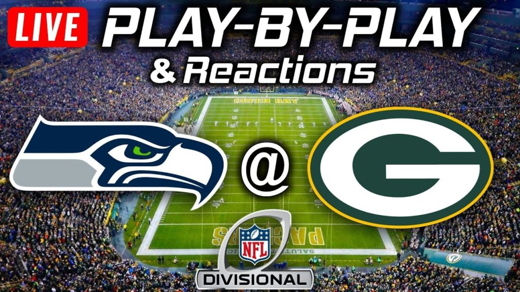 Seahawks vs Packers | Live Play-By-Play & Reactions