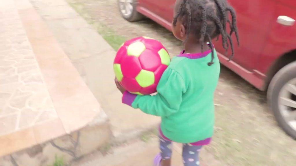 Playing Football – Kenyan Tube Kids (@Itskenyantubekids)