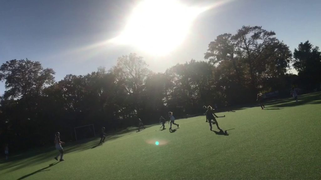 Groundhop EP85: College Field Hockey Wagner Seahawks Vs Fairfield Stags (BREAST CANCER GAME)