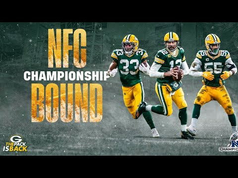 Packers WIN! 28 – 24 Green Bay vs Seattle Seahawks NFL Divisional Playoff Game Football Highlights