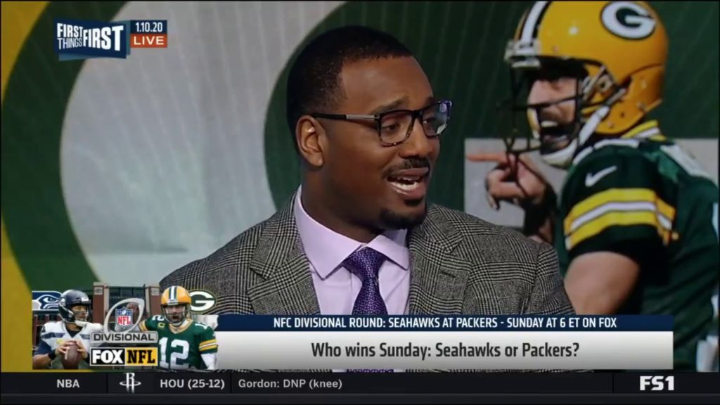 Nick Wright this is Why the Seattle Seahawks will defeat the Packers in NFC divisional round