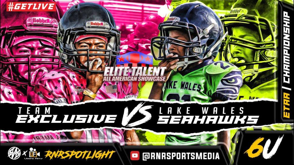 Elite Talent All American | 6U TEAM Exclusive VS Lake Wales Seahawks