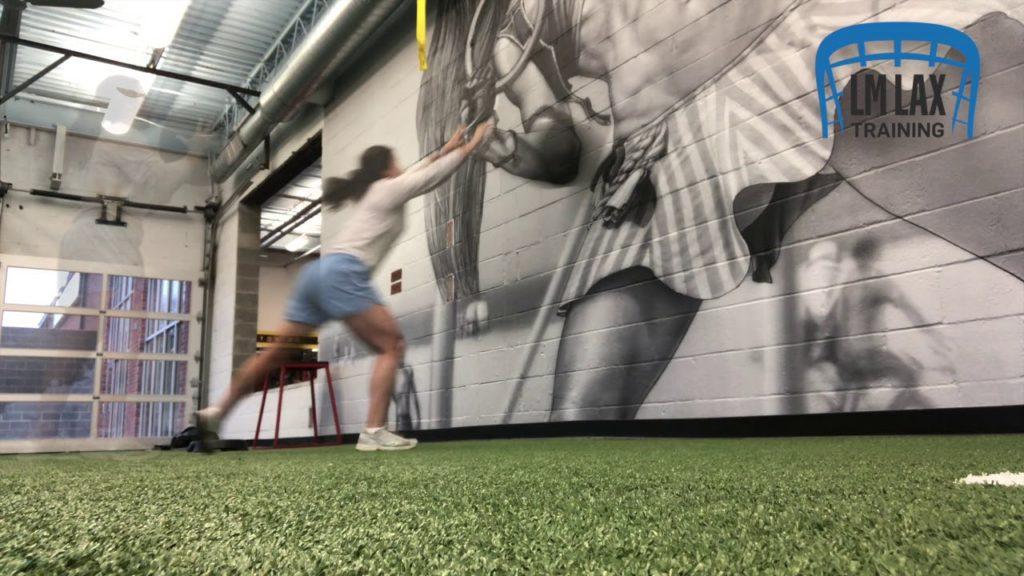 Lacrosse Goalie Training – Medicine Ball Exercises