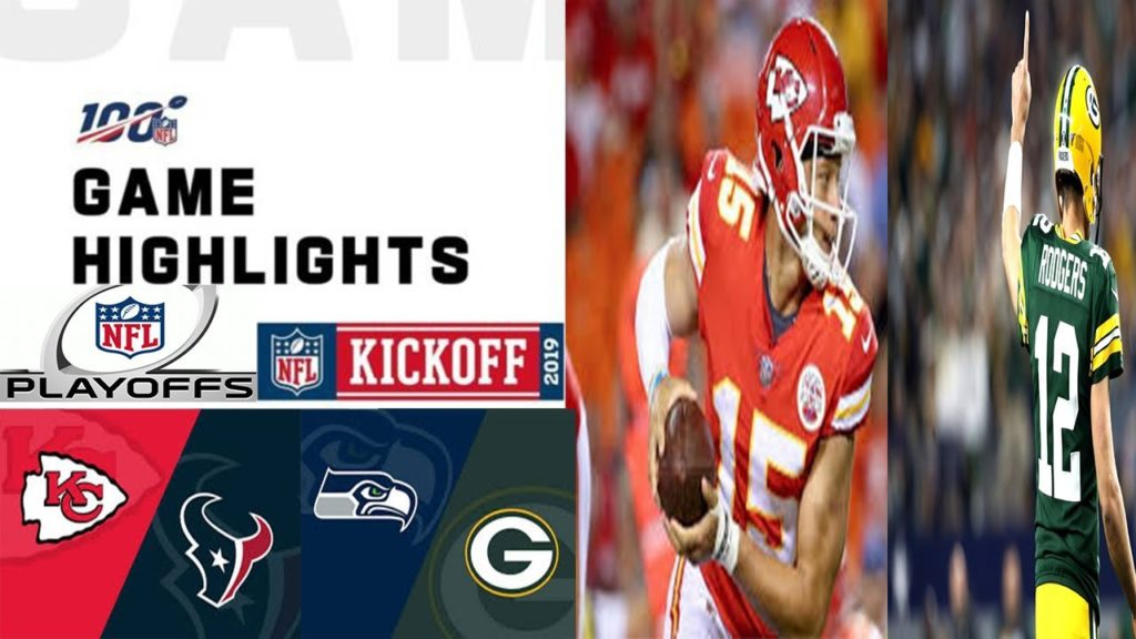 Best Trick Plays of the Decade !Texans vs Chiefs !Seahawks vs Packers Highlights | NFL 2019 Playoffs