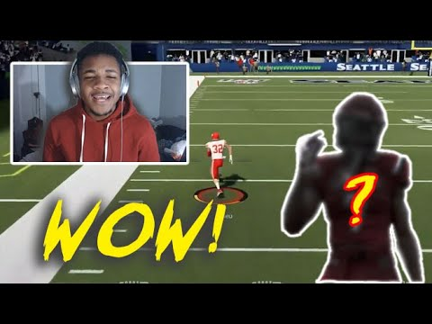 THIS D1 SEC FOOTBALL PLAYER CALLED ME OUT! AND HES ELITE!! Madden 20 Trash Talk Gameplay