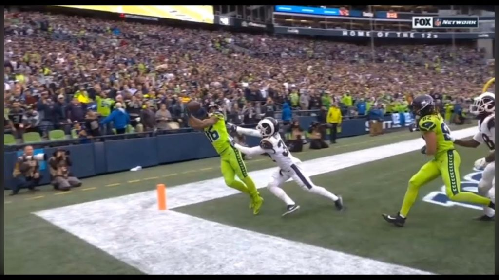 6 Best Plays From The Seattle Seahawks!
