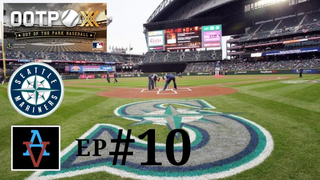OOTP20 – Seattle Mariners Ep10: Final Game of the Nightmare – Out of the Park Baseball 20 Let's Play