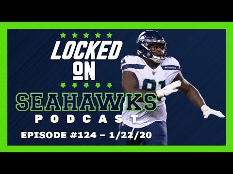Locked On Seahawks (1/22/20) – Seahawks Boasting Tons of Cap Space Entering 2020