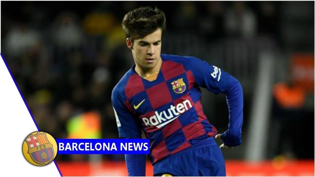 Riqui Puig: Setien likes to play football, the Barcelona players are very happy- news now