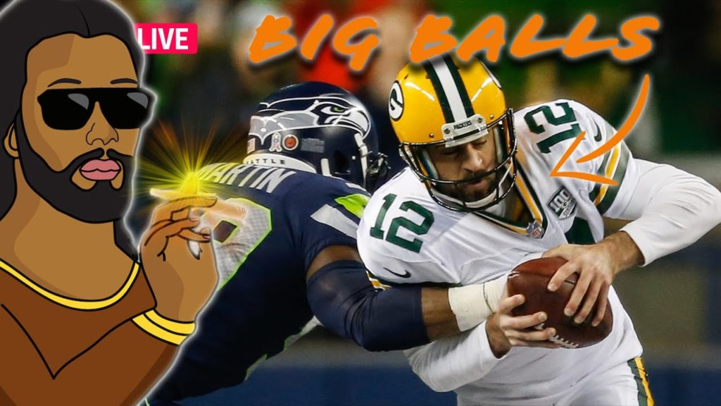 Balls Deep: Funny NFL Commentary – Packers vs Seahawks Highlights