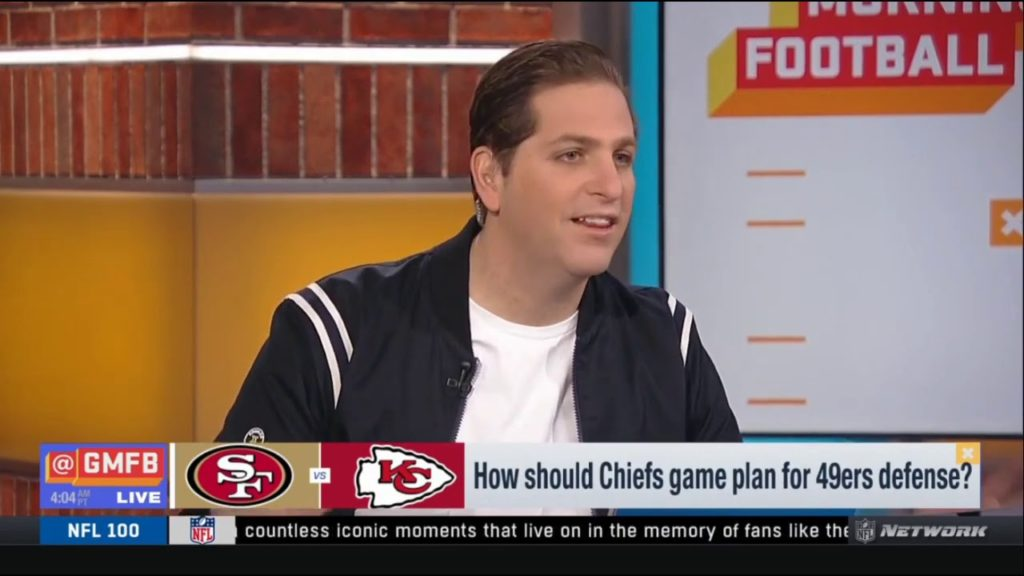 Good Morning Football |  PREDICTIONS Chiefs vs 49ers  How should Chiefs game plan for 49ers defense