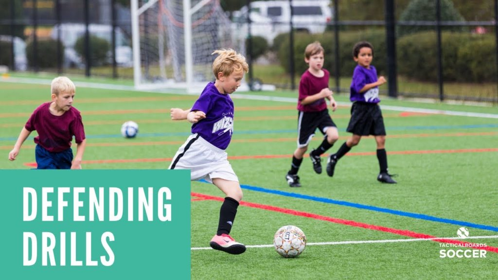 Defend your championship standings with this 3 new Tactical Soccer exercises!