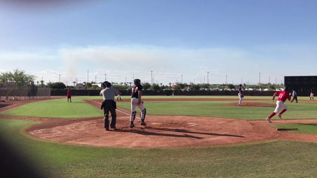 Thomas Napolitano-2020 Catcher, Triple CF-5/19 Mariners#6 Field