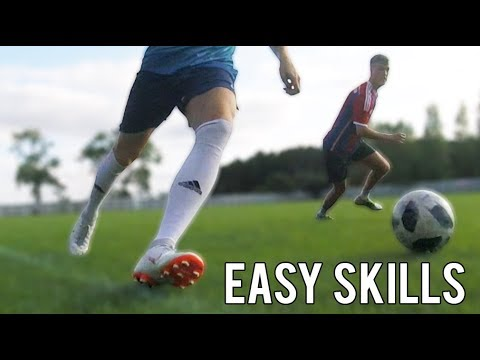 5 EASY SKILLS THAT WINGERS MUST USE!