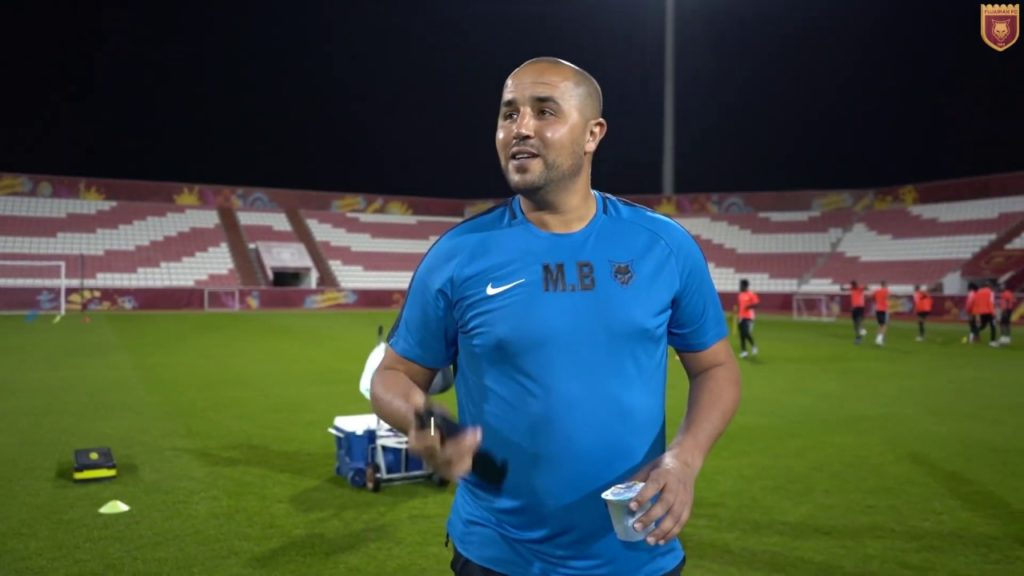 Fujairah FC Team Exercises | 21/JAN/2020