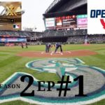 OOTP20 – Seattle Mariners S2 Ep1: Opening Day in Seattle – Out of the Park Baseball 20 Let's Play