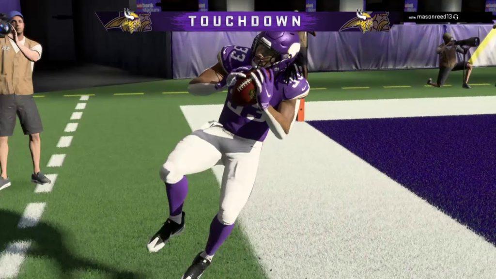 Madden NFL 20 Online GamePlayVikings vs Seahawks