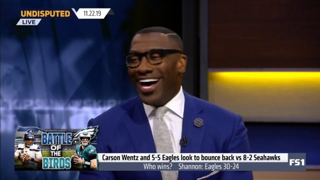 NEW-Shannon on why he thinks Wentz, Eagles will defeat Seahawks on Sunday-2020