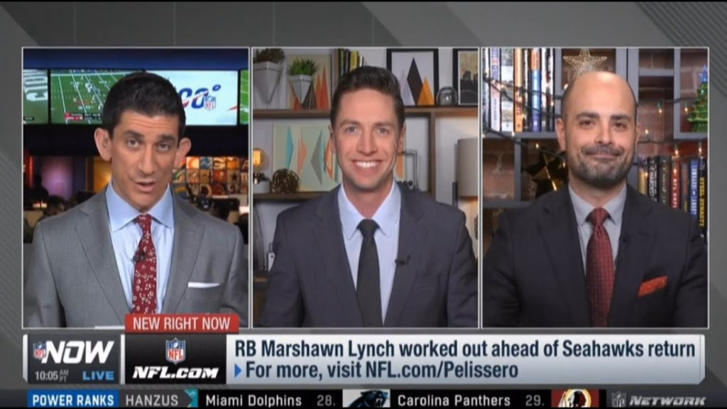 [BREAKING] NFL Now | RB Marshawn Lynch worked out ahead of Seahawks return- What expect from him?