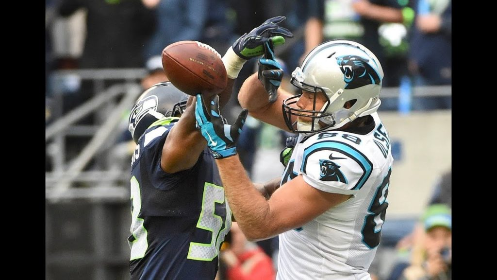 Pete Carroll on Seahawks signing three-time Pro Bowl TE Greg Olsen