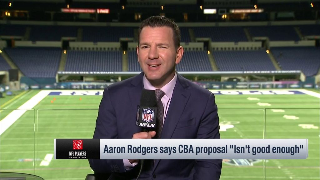 Rodgers, Wilson sound off on CBA Proposal