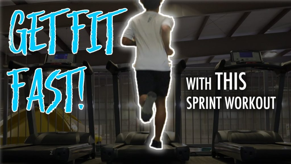 Get FIT FAST With THIS Simple Sprint Workout!