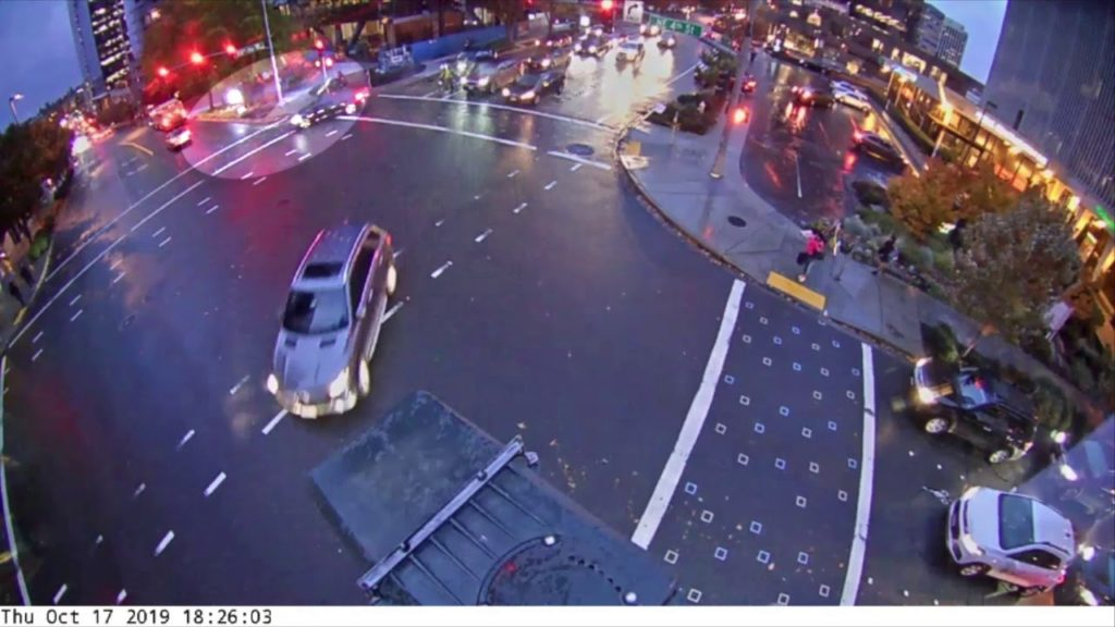 VIDEO: Seahawks Player Involved In Hit-and-Run Pedestrian Accident