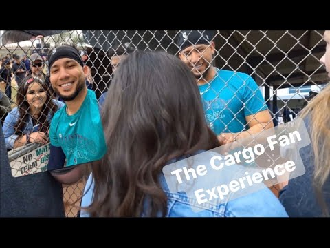 My LIVE Carlos Gonzalez Experience