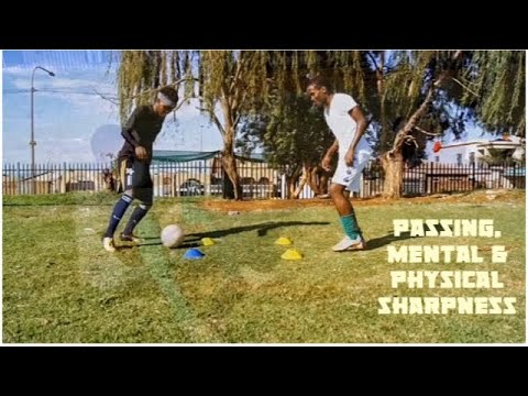 Technical Passing ,Mental Sharpness & Movement Exercises