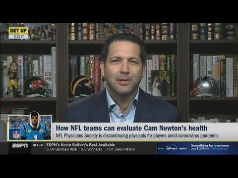 GET UP   Adam Schefter: Which teams are interested in Cam Newton?
