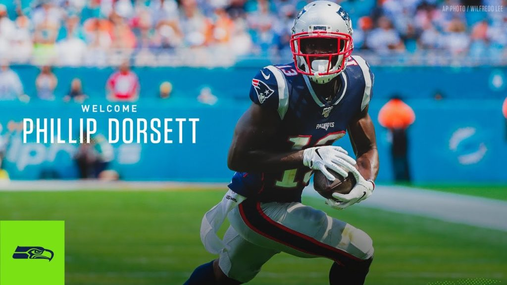 Phillip Dorsett Signs With Seattle Seahawks   Highlights