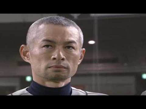 Ichiro Suzuki retires from Major League Baseball during Japan series