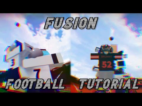 How to be good at Roblox Football Fusion – PT2