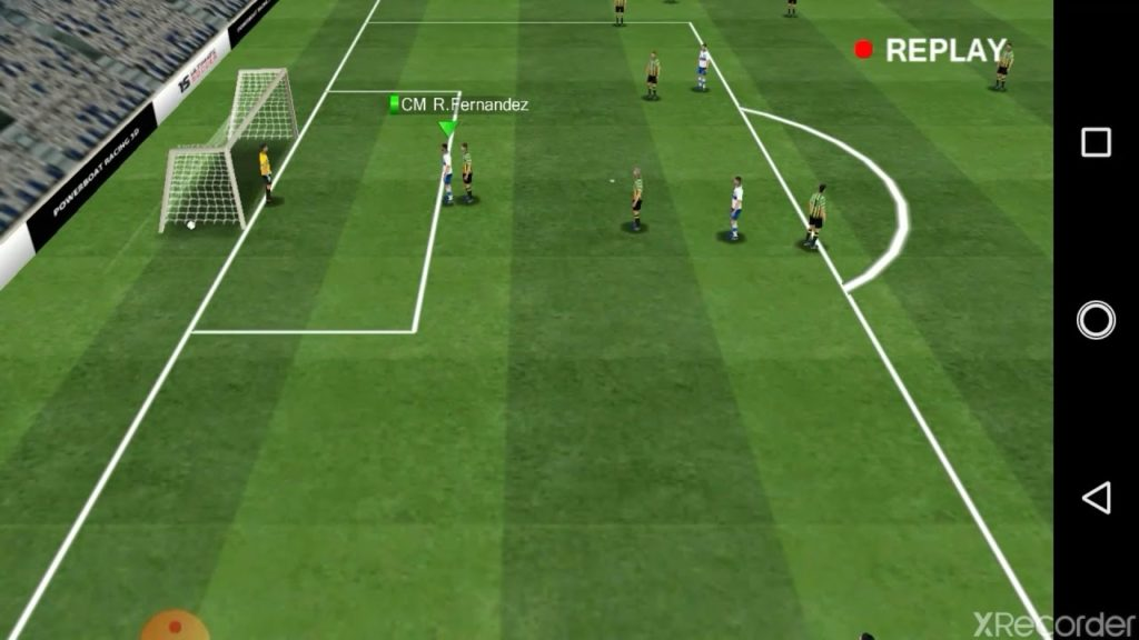 How to play football in android
