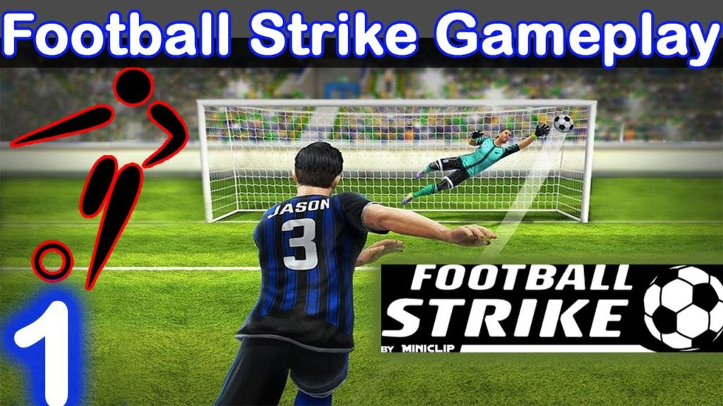 Football Strike (Destroying Incredible Goals) Game-play | Walk-through (IOS , Android) | MG Games